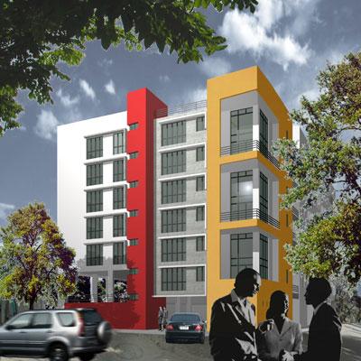 Apartment Building Design Architecture atrium design: architecture + interior design consultant